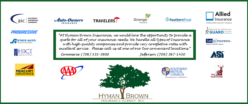 About Hyman Brown Insurance Agency Inc 11 State Street